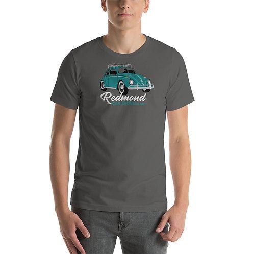 VW - Beetle - Redmond, Oregon Car Shows - Short-Sleeve Unisex T-Shirt