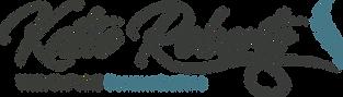 Katie Roberts Custom Logo Design Sisters, Oregon