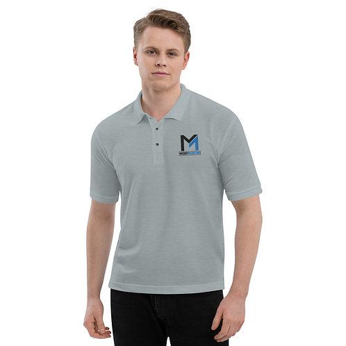 Mooney Marketing - Men's Premium Polo