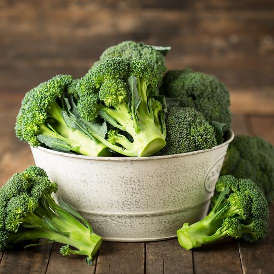 Fresh Broccoli 1 lb.