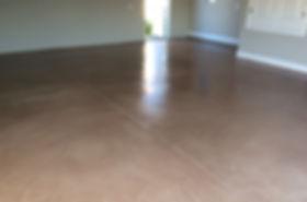 concrete sealing garage floor redmond oregon