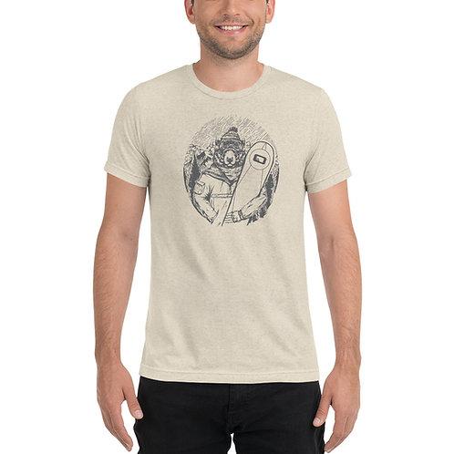 Snow Bear - Short sleeve t-shirt