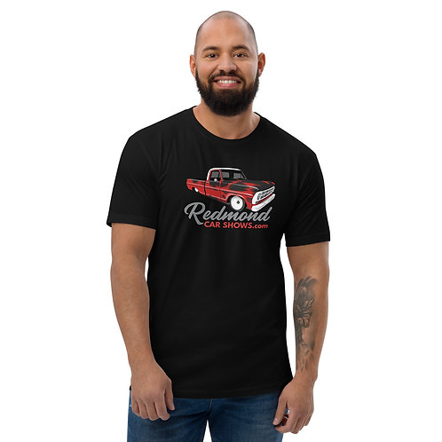 Redmond Car Shows - Ford Truck - Short Sleeve T-shirt