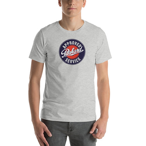 Approved Packager Service - Short-Sleeve Unisex T-Shirt