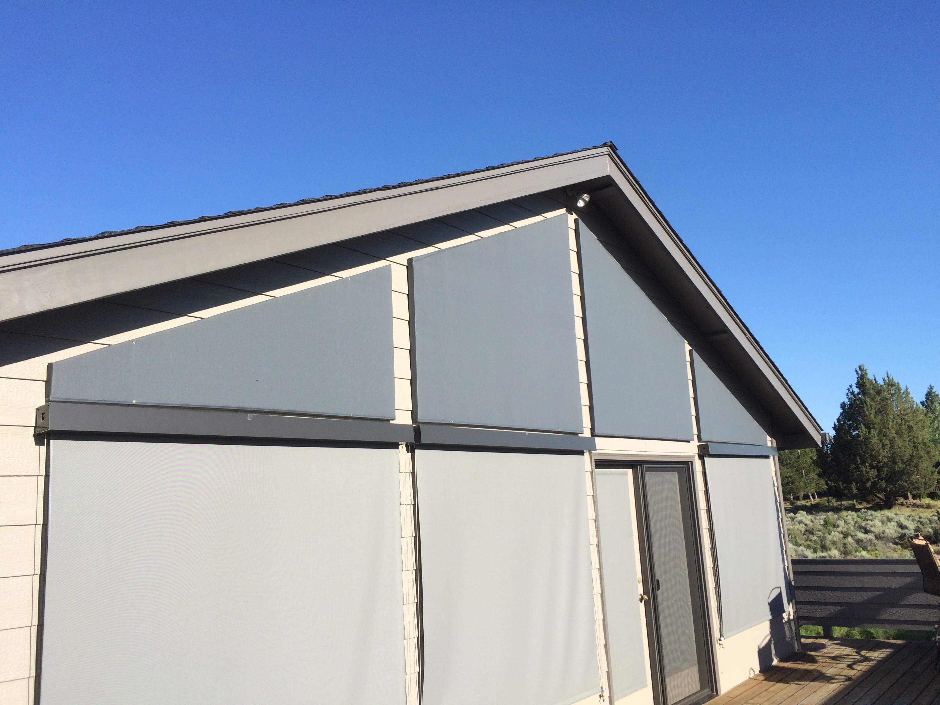 Side Retention Screens In Bend Sunriver Amp More Shade