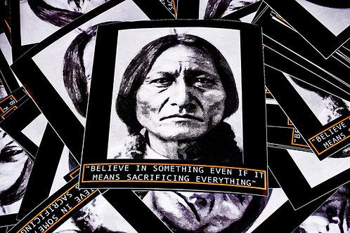 Sticker - Chief Sitting Bull