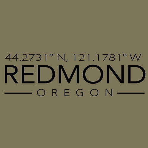 Redmond Coordinates