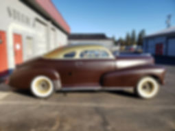 Retro Rides of Bend Car Restoration
