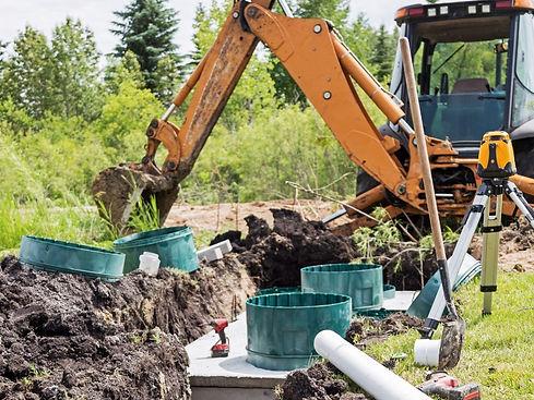 Excavation Contractors Septic System Installations Redmond, Oregon