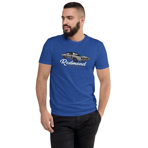 Redmond Car Shows - Dodge Charger - Mopar - Short Sleeve T-shirt