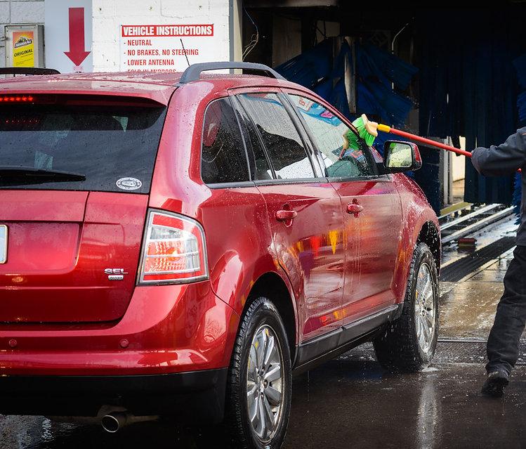Car Wash Polar Bear Gas & Wash Redmond, OR