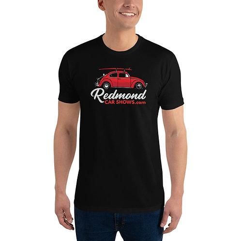 Redmond Car Shows - VW Bug - Beetle - Short Sleeve T-shirt