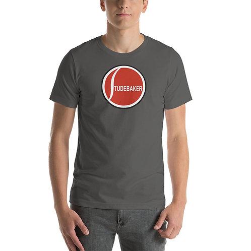 Studebaker Circle Logo - Short-Sleeve Unisex T-Shirt