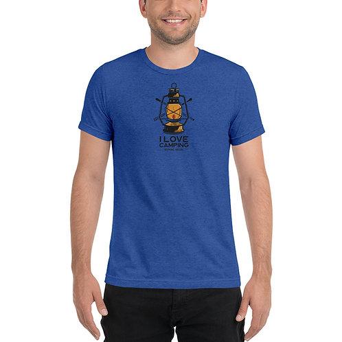 I love Camping - Redmond, Oregon - Short sleeve t-shirt