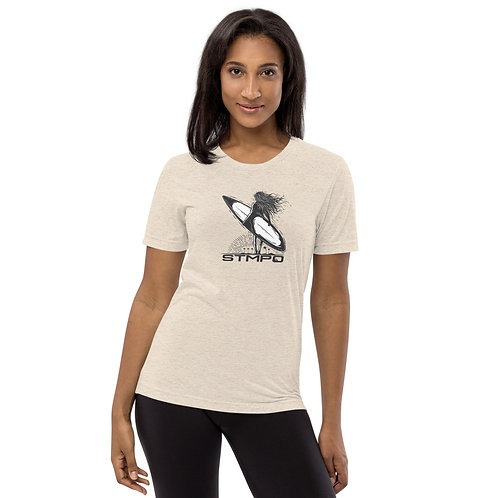 STMPO Ladies Surfing - Short sleeve t-shirt