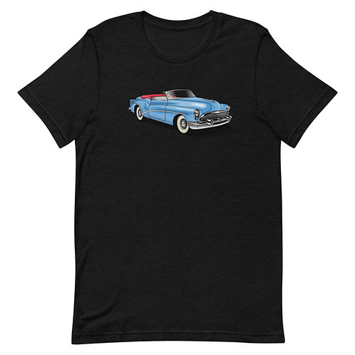 Classic Car Convertible - Short-Sleeve Unisex T-Shirt