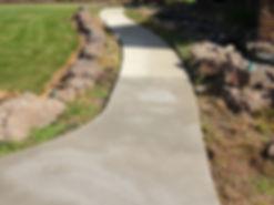 walkway repair concrete prineville, oregon