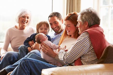 bigstock-Multi-Generation-Family-Sittin-