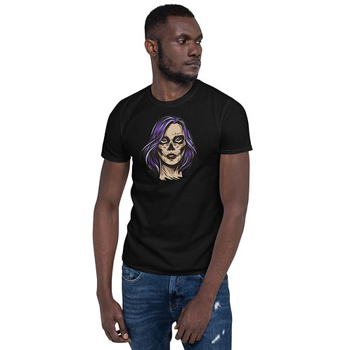 Don't Mess with dead girls - STMPO - Short-Sleeve Unisex T-Shirt