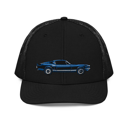 Fastback Mustang - Trucker Cap