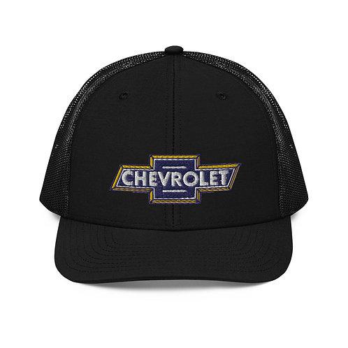 Chevrolet bow tie - Chevy - Trucker Cap