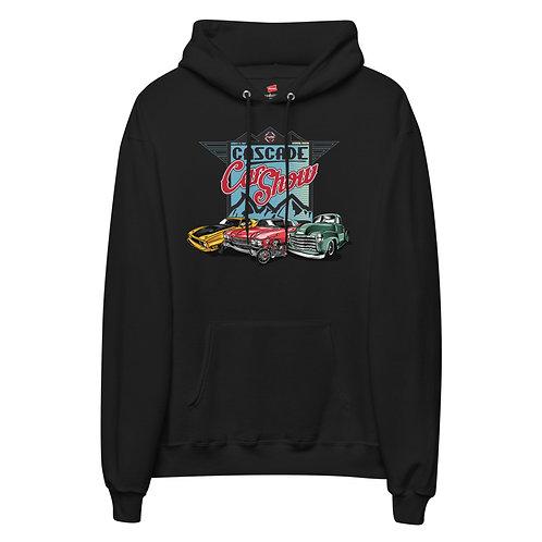 Cascade Car Show - Unisex fleece hoodie