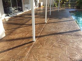 stamped concrete repairs bend oregon