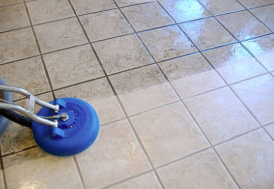 Tile and Grout Cleaning Central Oregon