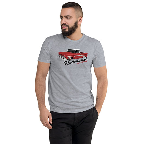 Redmond Car Cruise 2020 - Short Sleeve T-shirt
