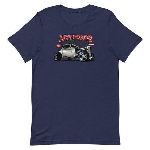 hotrods ratrods Short-Sleeve Unisex T-Shirt