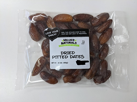 Pitted Dates 10oz