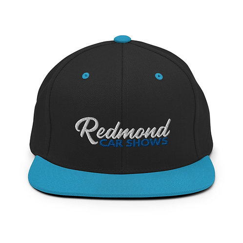 Redmond Car Shows - Snapback Hat