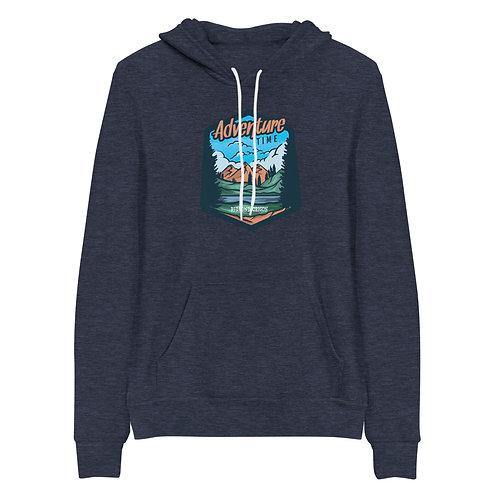 Adventure Time in Redmond, Oregon - Unisex hoodie