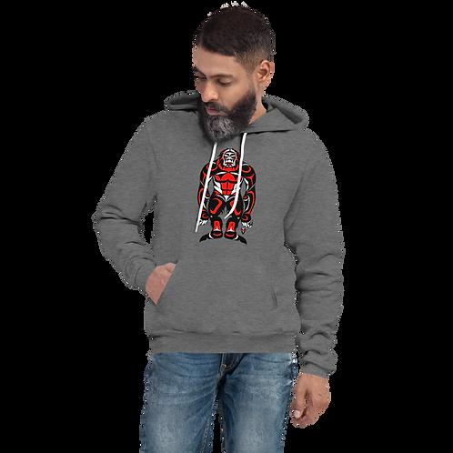 Bigfoot Unisex hoodie