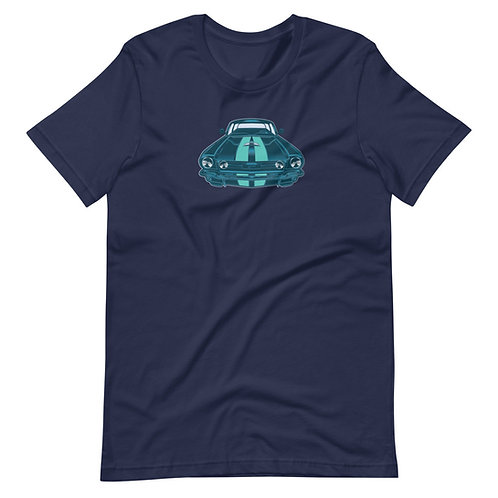 Ford Mustang 1967 Short-Sleeve Unisex T-Shirt