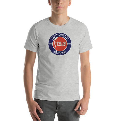 Studebaker Parts and Service - Short-Sleeve Unisex T-Shirt