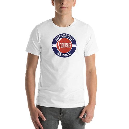 Authorized Studebaker - Short-Sleeve Unisex T-Shirt