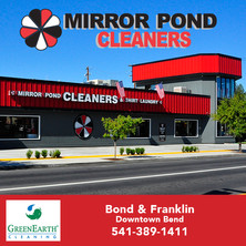 Mirror Pond Cleaners