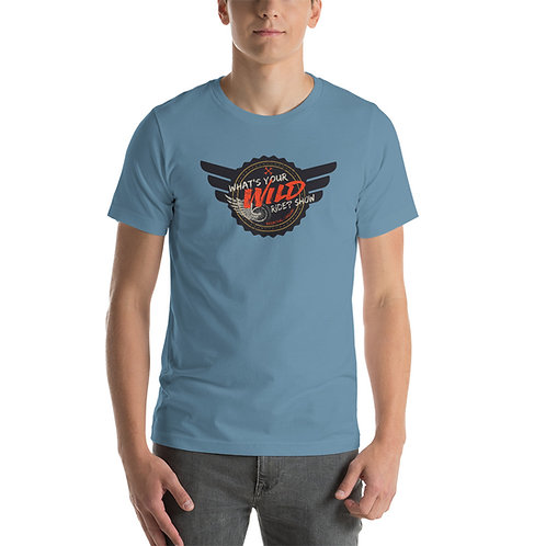 What's Your Wild Ride Car Show 2019 - Short-Sleeve Unisex T-Shirt