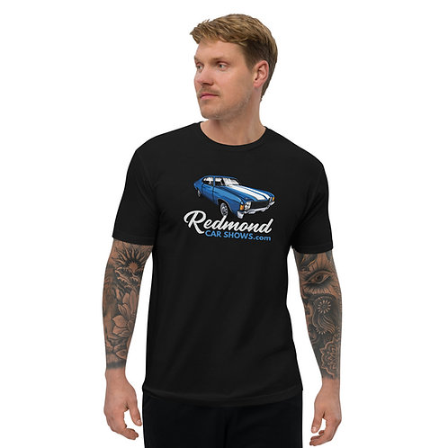 Redmond Car Show - Chevelle - Short Sleeve T-shirt