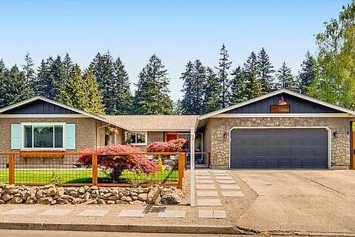 Beautiful one level home in popular Tualatin, Oregon neighborhood For Sale