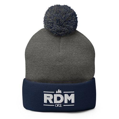 RDM ORE Pom-Pom Beanie
