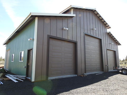 Pole Barn Garage Kits Pole Building Supply Redmond, Oregon