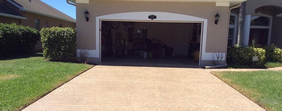 concrete repair driveway bend oregon
