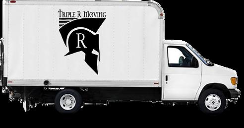 Triple R Moving Van Bend Oregon