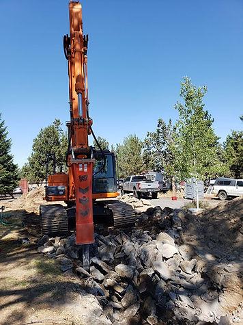 excavation services excavating Terrebonne, Oregon