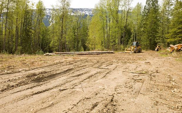 excavation services grading bend, oregon