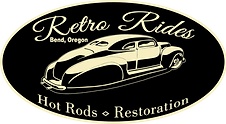 Retro Rides of Bend Logo