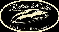Retro Rides of Bend Logo