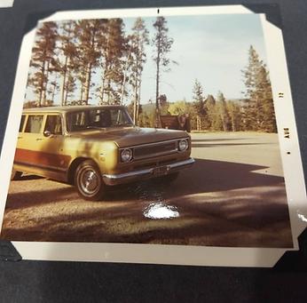 First International growing up Bend, Oregon 406 Garage